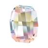 Swarovski Pendant 6685 Graphic 28mm Aurora Borealis Crystal